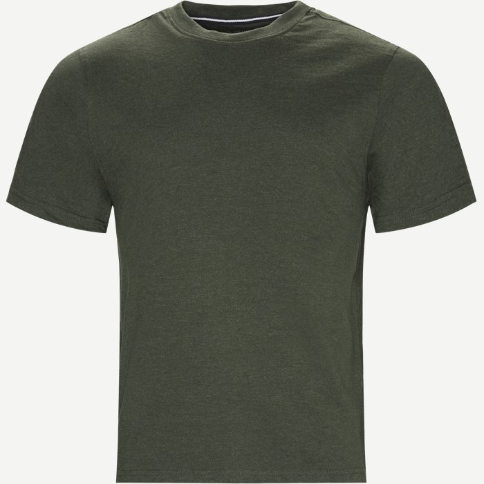 Cooper T-shirt - T-shirts - Regular - Army